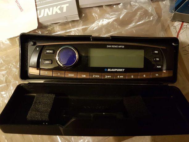 Radioodtwarzacz CD Blaupunkt San Remo MP28