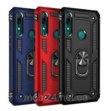 Чехол противоударный на Huawei P Smart Z Y5 Y6s 2019 P20 lite Honor 8A