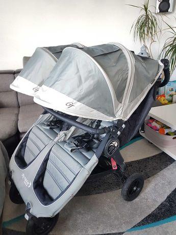 Wózek baby jogger citi mini gt double bliźniaczy