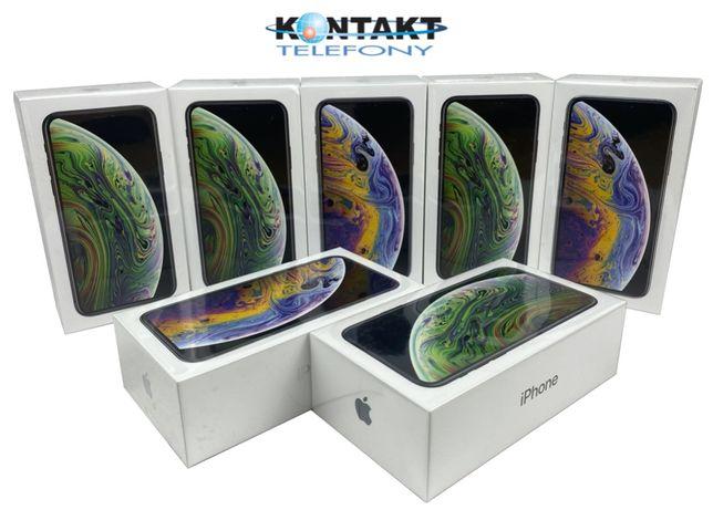 Nowy iPhone XS 256GB Silver Space gray PL dystrybucja gwar 12M Gdynia
