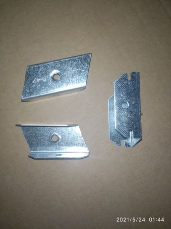 Suspensão Pivot para Perfil de Teto. Usado no pladur e outro material