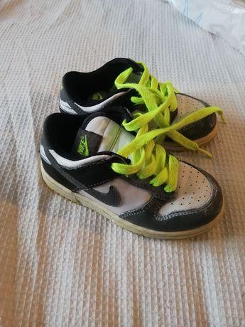Buty Nike dla chłopca adidasy 25.5 cm.