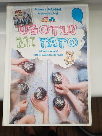 Książka kucharska Mamo Tato ugotuj mi to!