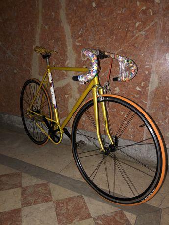 Bicicleta old school vintage dos anos 70