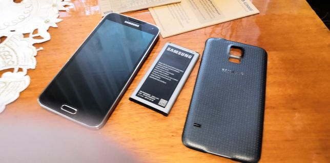 Samsung S5 wygląd i stan idealny, Dotyk nie działa