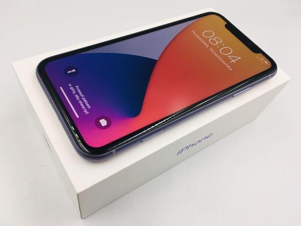 iPhone 11 64GB PURPLE • PROMOCJA • GWAR do 11.11.2020 • AppleCentrum