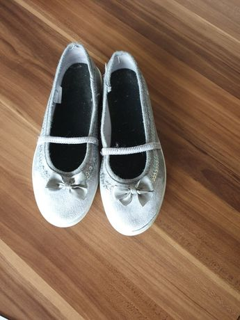 Buty dziewczęce 34