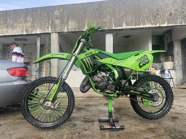 Kawasaki kx 125 - 01