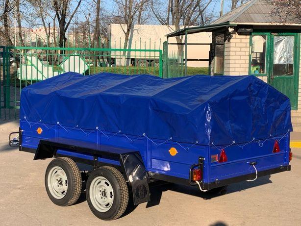 Прицеп ЛЕВ 300/1.5 для легковых авто,микроавтобусов с.Завода