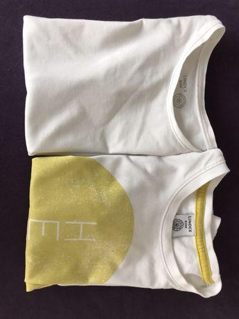 Zestaw 2 sztuk koszulek T-shirt na krótki rękaw Lindex 92