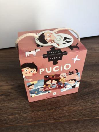 Pucio puzzle 3w1 wiek 3+
