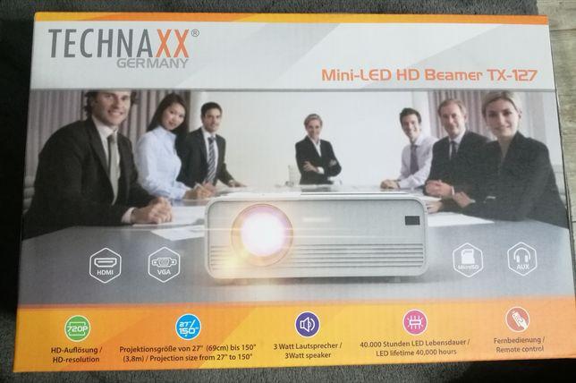 Projektor Technaxx mini-LED HD TX-127