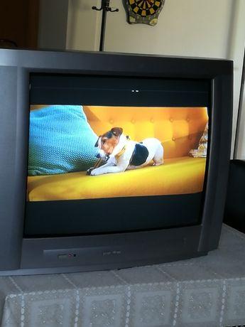 Tv Philips 71cm + box TDT