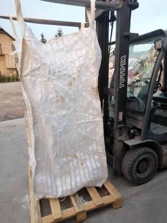 worek big bag 90/90/200 cm wkład foliowy idealne na kukurydze mielona!
