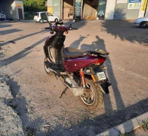 скутер cpi в отличном состоянии