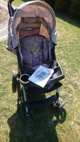 Baby Design Walker Lite Wózek Spacerowy spacerówka