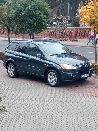 Sprzedam autko Ssangyong kyron