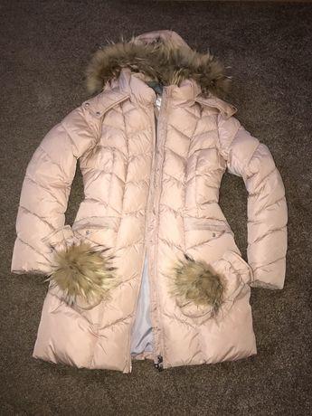 Зима курточка для девочки 11-12лет