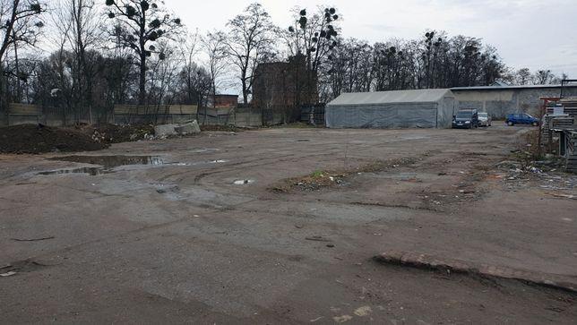 Wynajmę plac 1250 m2. B.Krzywoustego Wrocław, blisko CH Korona