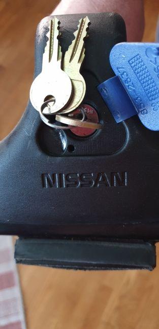 Поперечины на рейлинги багажник крепление для лиж Toyota Nissan