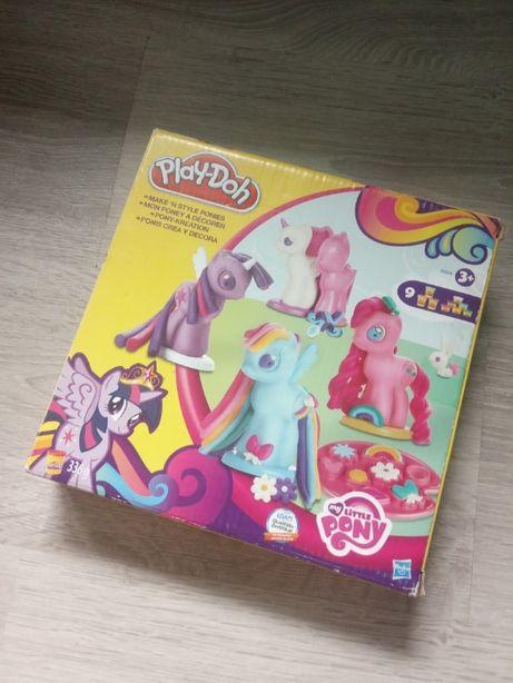 Play-Doh stylowe kucyki My Little Pony