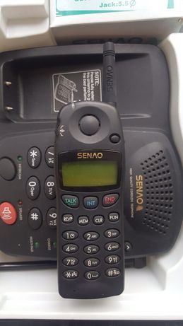 Радиотелефон Senao SN-358 + автоусилитель