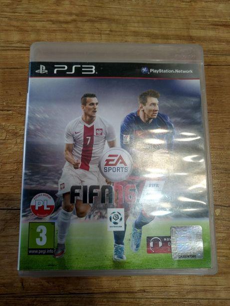 Sprzedam grę FIFA 16 na PS3 polska wersja językowa lub zamiana
