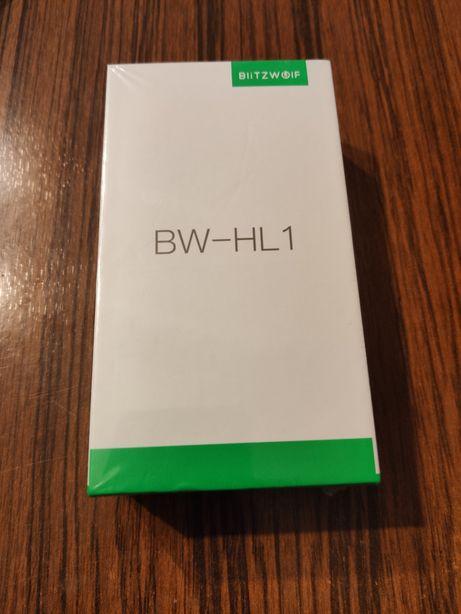 BlitzWolf BW-HL1 Smartwatch Smartband inteligentny zegarek Wysyłka