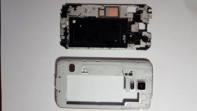 Oryginalna ramka obudowa stelaz Samsung Galaxy s5