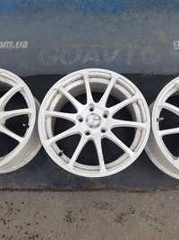 Goauto диски на японские авто 5/114.3 r16 et35 7j dia72.6 в идеальном