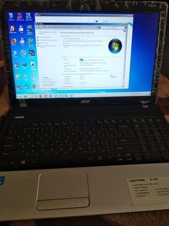 Ноутбук Acer Aspire E1-531 + наплічна сумка