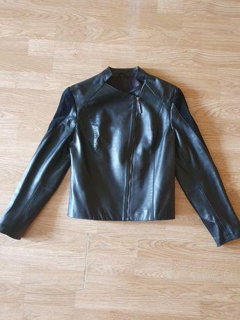 Курточка косуха из эко-кожи