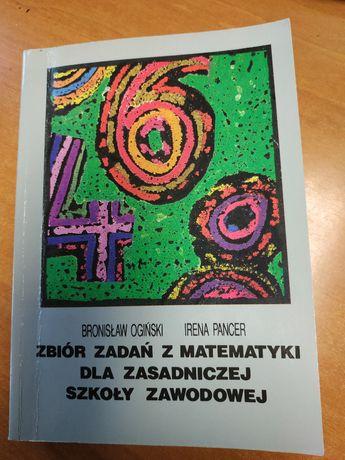 Zbiór zadań z matematyki dla zasadniczej szkoły zawodowej, B. Ogiński