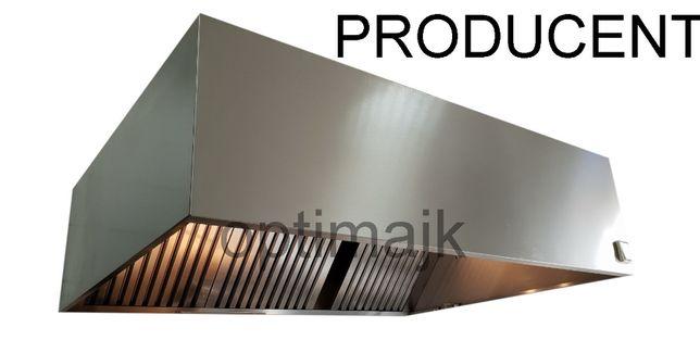OKAP gastronomiczny nowy 200 X 90 skrzyniowy producent