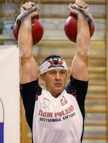 Trener personalny/ Dieta /Instruktor boksu / Mistrz świata kettlebell