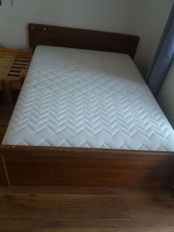 Materac ergonomiczny Silver active 140x200, rama łóżka Gratis!!