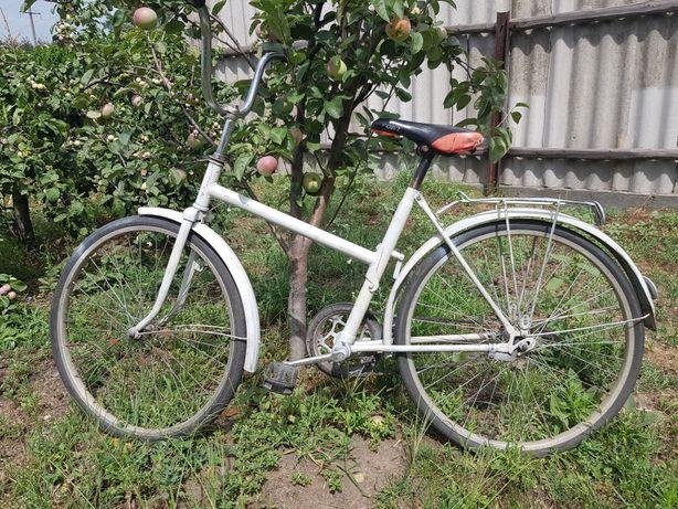 Советский складной велосипед
