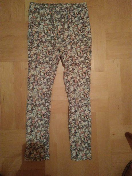 Spodnie h&m na 7-8lat