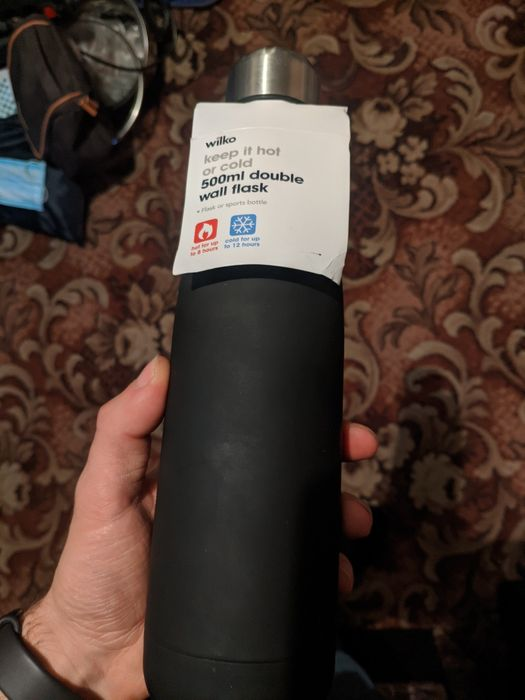 Термос бутылка 0.5л Шостка - зображення 1