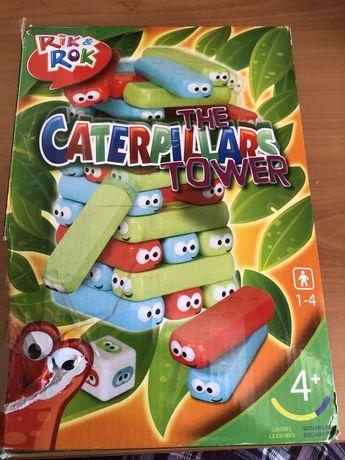 Gra Caterpillars tower