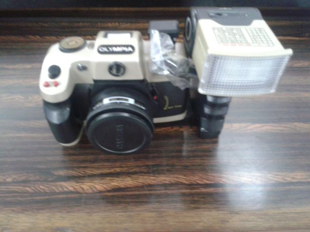 Maquina fotografica Olimpo
