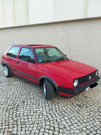 Volkswagen golf mk2 1.3