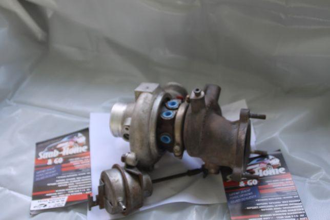 Turbosprężarka TD04L-14T Saab 9-3 II Aero Turbo
