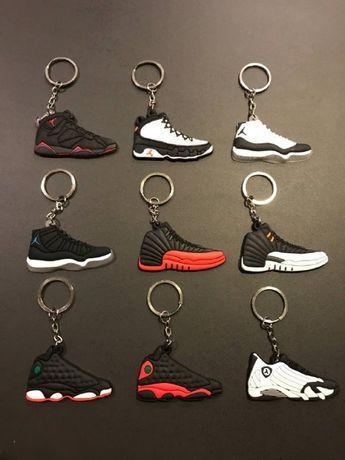 Брелок Jordan Брелок Nike кроссовки баскетбол Брелок Джордан