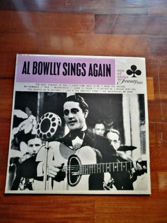 All Bowlly - All Bowlly Sings Again LP