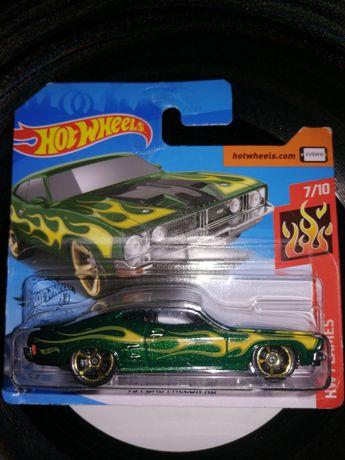 """Hotwheels """"73 ford Falcon xb"""
