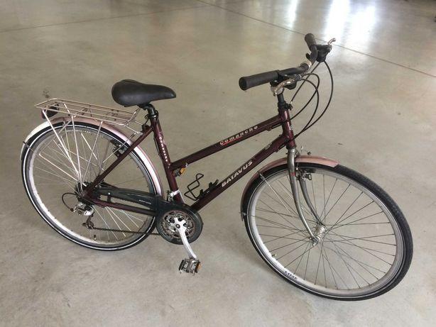 "Велосипед BATAVUS Comanche алюм рама 50 см кол 28"" бу из Голландии"