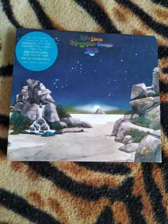 YES-Tales from Topographic Oceans.2CD