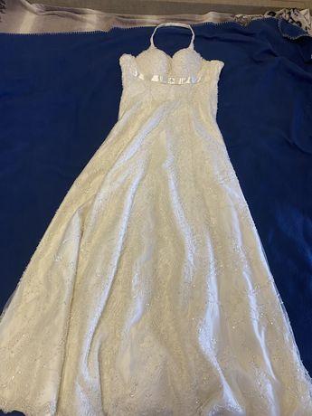 Выпусконое/ свадебное платье