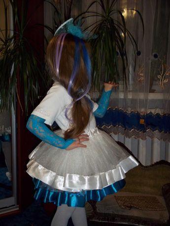 праздничное пышное платье, карнавальный костюм